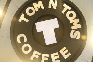 Tom N Toms Coffee has arrived in the Philippines! In Bacolod City, to be exact.