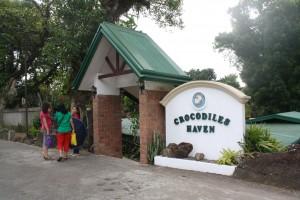 Crocodiles Haven also has a function hall.