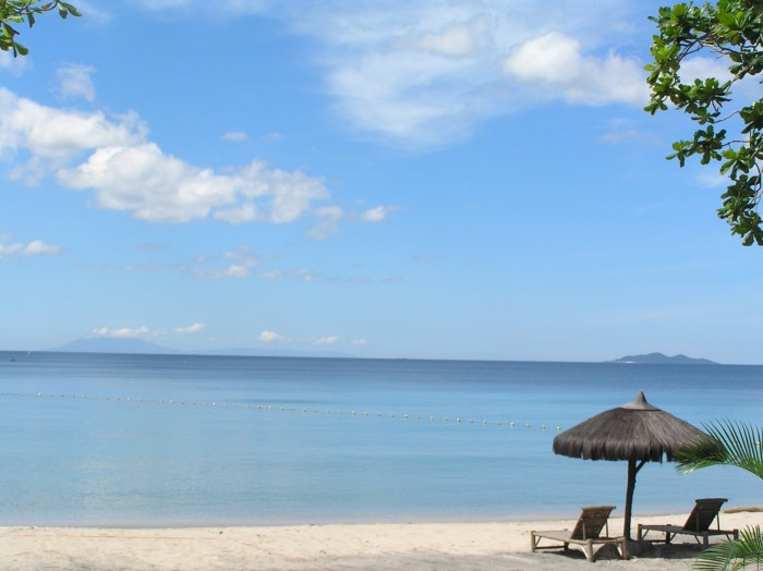 Philippines, an archipelago and a tropical country, has many beaches.