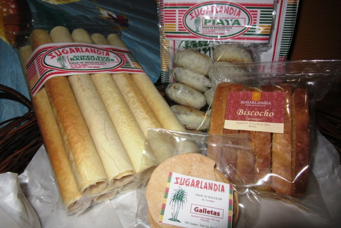 Barquillos, piaya and all these goodies from Sugarlandia.