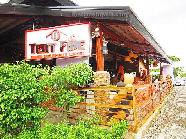 Tent Five